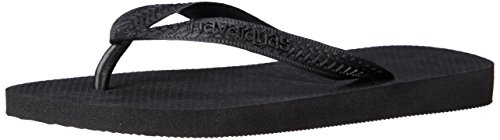 Havaianas Top Flip-Flop - Men's Black, 7.0/8.0