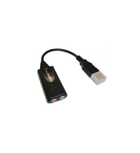 External Digital Sound Card w/NoiseReduc