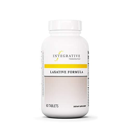 Integrative Therapeutics - Laxative Formula - Promotes Bowel Function Without Stimulant Laxatives - 60 Tablets by Integrative Therapeutics