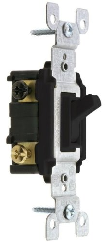 Switch Tog 3wy 15a120v Blk (3wy Toggle)