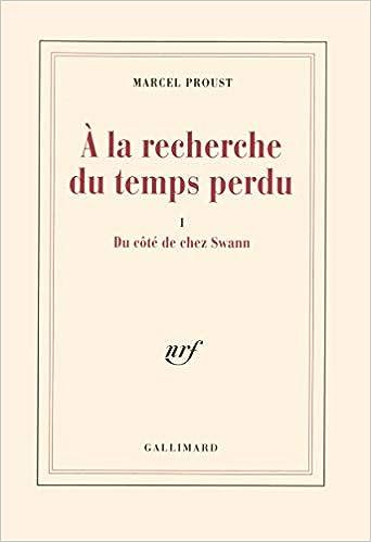 Amazon Fr A La Recherche Du Temps Perdu Tome 1 Du Cote