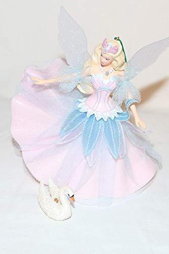 Hallmark 2003 Keepsake Ornament Barbie Swan Lake Ornament Set QXI8447 from Hallmark
