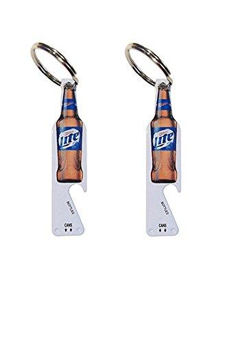 miller-lite-beer-punch-top-bottle-opener-key-chain-set-of-2