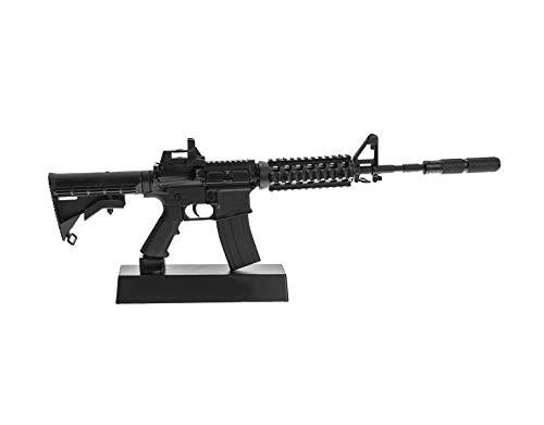 Ghost Modèle réduit d'arme factice-Maquette décorative en métal avec Support de présentation-A Collectionner : kit n°1… 3