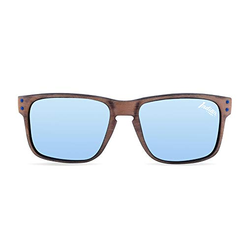 Unisex Spirit Brown INDIAN THE Freeride Sol de Wooden FACE Gafas 55 tzRqRB