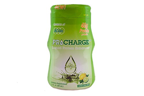 ProCharge Liquid Protein 2oz - Lemon Lime Zest