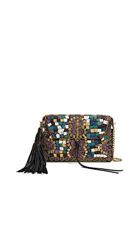 Mosaic Edelman Sam Clutch Saksia Box Multi Women's qtwCwrd