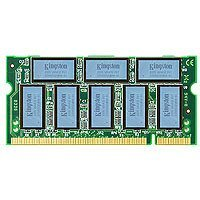Kingston ValueRAM Memory - 512 MB - SO DIMM 200-pin - DDR II (KVR400D2S3/512)