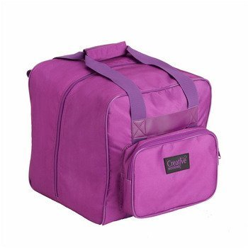 Creative Notions Serger Tote in Purple by Creative Notions