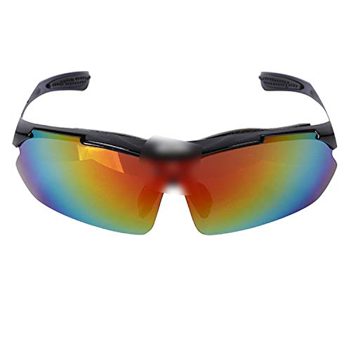 Flower falling Cycling Eyewear Outdoor Sports Bicycle Glasses Men Women Bike Sunglasses MTB Road Riding Protection ()