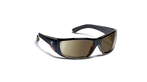 7eye Men's Maestro Nxt Photo Resin Sunglasses,Black Tortoise Frame/24:7 NXT Contrast Lens,one - Maestro Sunglasses