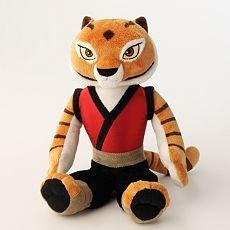 14 Inches Tall Plush - Kung Fu Panda Master Tigress Plush - 14 in. tall by Kohl's