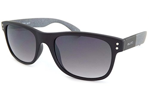 Bloc Wave Sunglasses - Matt Black