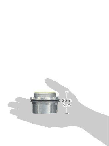 Halex 16320 2-Inch Zinc Die Cast Water Tight Conduit Hub