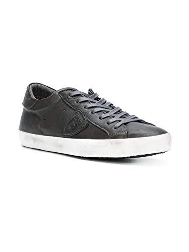 Model Philippe Uomo Pelle Sneakers Grigio CLLUWW03 Z6qB6d