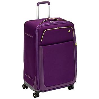 Image of ABISTAB Suitcase, Purple Luggage