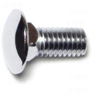 Hard-to-Find Fastener 014973133788 Bumper Bolts, 7/16-14 x 1, Piece-5 ()