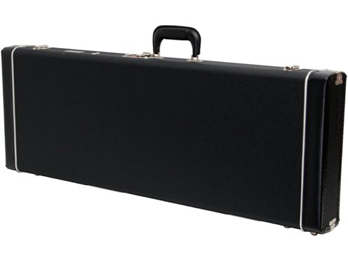 Guitar Bass Laminated Case Wood (TKL Cases TKL 8830 Prestige Series End-Bound Square Hard Case for Electric Guitar)