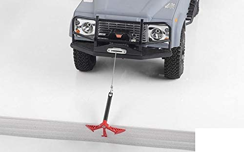 RC4WD Trident Foldable Winch Anchor Z-S1964 Ground winch point 3 claw folding