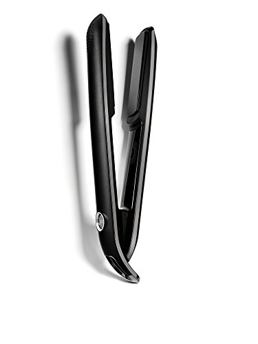 GHD Eclipse Professional Performance Styler TriZone Technology Flat Iron Black 1 Inch