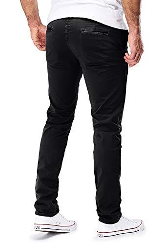 Merish Pantalone Hommes Chino Slim Fit Pantalon Coton Casual et Moderne adapté pour Toutes Les Occasions Model 168