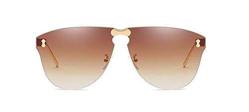 métallique vintage du cercle de soleil inspirées style en Gradients rond polarisées lunettes de Lennon Thé retro xSq0PU