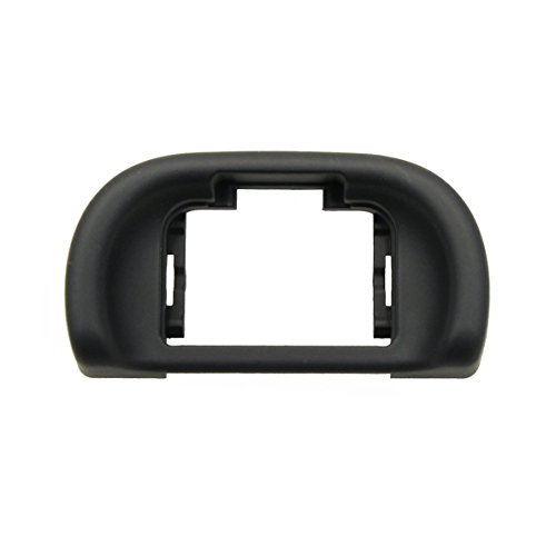 (Foto&Tech Eyecup with Rubber Coated Plastic Compatible with Sony Alpha A7R II, A7 II, A7, A7R, A7S Viewfinder Replaces Sony FDA-EP11)