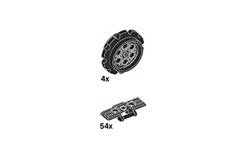 LEGO Technic Link Treads + Sprocket Wheels Pack (Lego Tank)