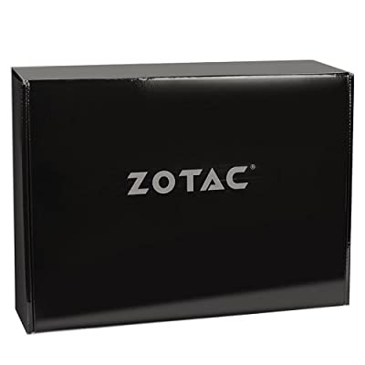 ZOTAC GeForce GT 730 Graphics Video Card 1GB DDR5 PCI Express PCIe DVI VGA HDMI (Certified Refurbished)