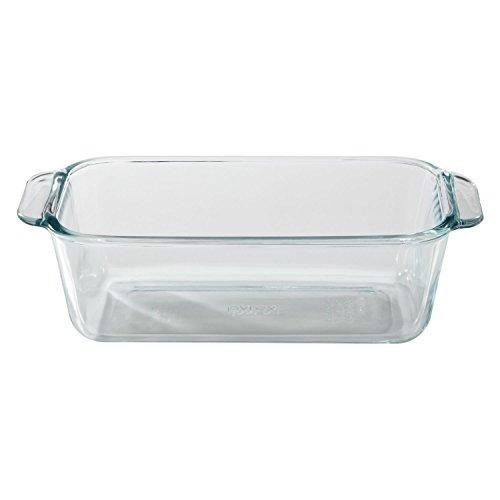 (Pyrex Basics 1.5qt Loaf Dish)