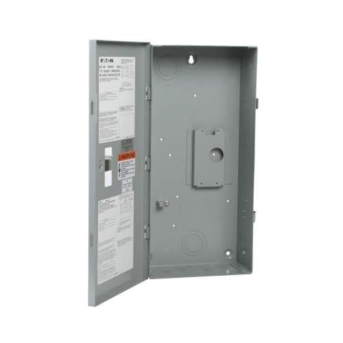 CUTLER HAMMER SFDN100 100 AMP 600 VOLT TYPE 1 CIRCUIT BREAKER ENCLOSURE