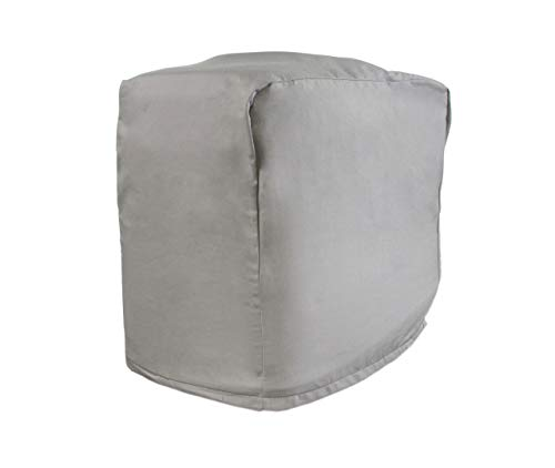 attwood 10544 Marine Boat Cotton Canvas Hood for Outboard Motors 115-225HP