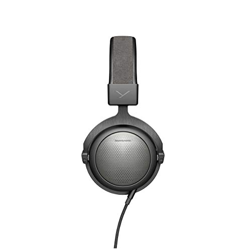 Beyerdynamic T5 3rd Generation High-End Tesla Closed-Back Headphones Bundle with 6AVE Headphone Cleaning Kit and More