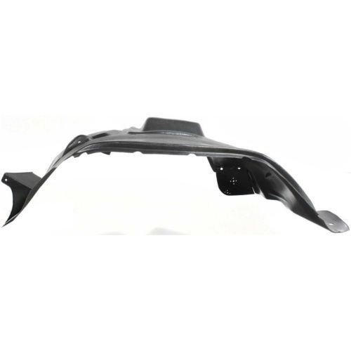 Make Auto Parts Manufacturing Front Driver/Left Side Fender Liner Plastic For Buick Rainier 2004-2007 / Chevrolet Trailblazer 2002-2009 - GM1248127