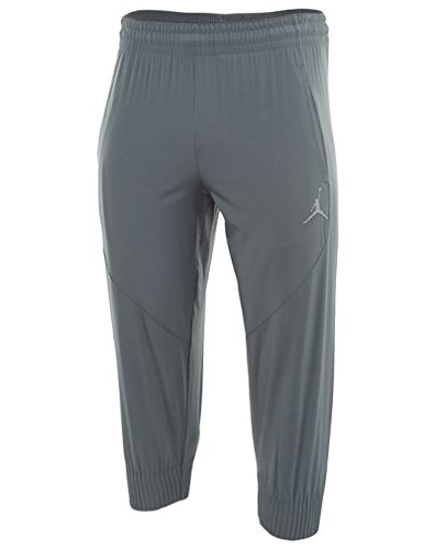 Nike Dri-Fit Camiseta de algodón (para mujer) Wolf Grey/Cool Grey