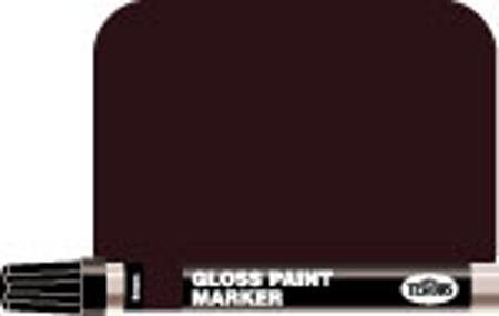 Testors Paint Marker Gloss Brown - 2540C ^