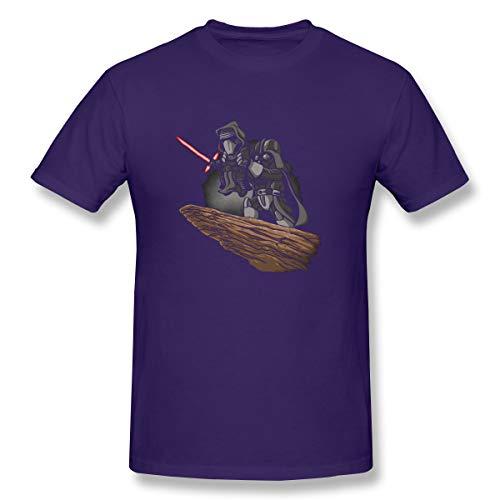 GoDiao Men The Darth King Limited Edition Jogging Short Sleeve Tshirt M -
