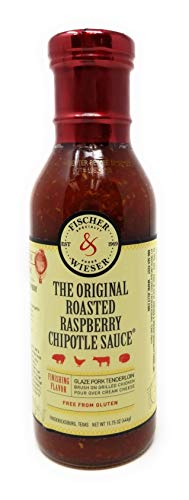 - Fischer & Wieser Chipotle Sauce, Rst Rspbry, 15.75-Ounce (Pack of 3)