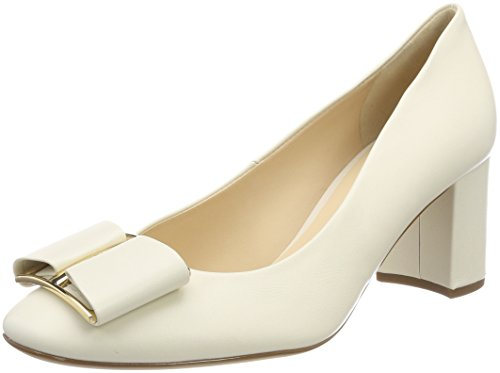 5080 Toe Ivory 1400 White 1400 HÖGL 10 Closed 5 Women's Heels qxwH1P