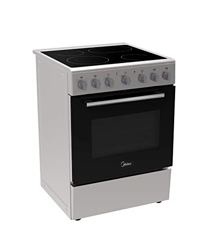 Midea 60 X 60 cm Cerami Cooker with Full Safety, Silver – VC6814, 1 Year Warranty