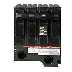 Homeline Plug-on Circuit Breaker HOM2200...