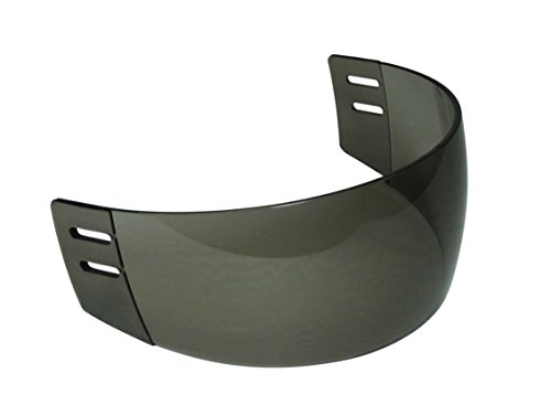 Ronin (TM) R4 Tinted Straight-Cut Hockey Visor (Anti-Scratch / Anti-Fog)