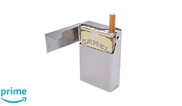 Quantum Abacus Caja/Funda de Aluminio, para 18 Cigarrillos/Paquetes de Cigarrillos (Blandos), Mod. 420-03 (DE): Amazon.es: Equipaje