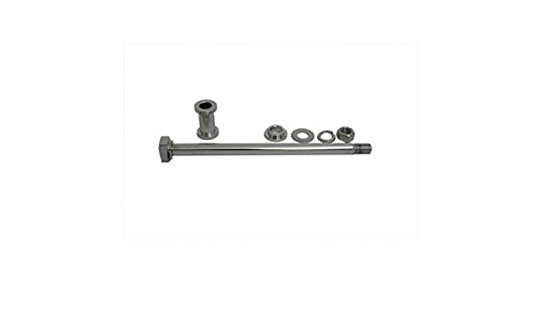Rear Axle Spacer Kit Chrome,for Harley Davidson,by V-Twin