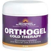 Orthopedic Pharmaceuticals Orthogel Cold Therapy, 4 Oz Jar (OR4122) Category: Skin Care