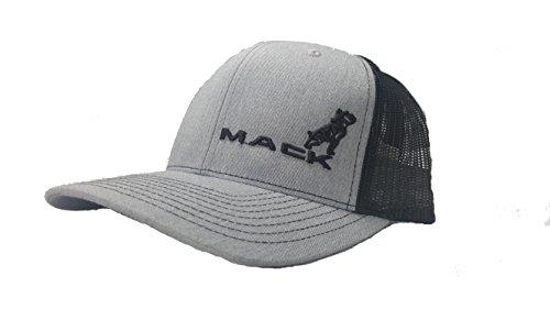 Richardson Mack Logo Emblem Hat Cap Adult Adjustable Snapback Unisex -