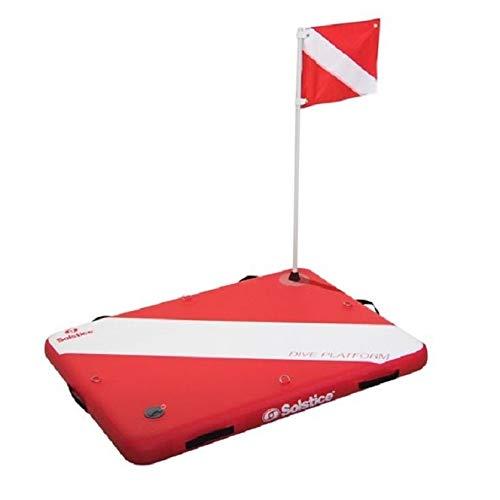 Swim Central Inflatable Solstice Dive Platform, 48-Inch