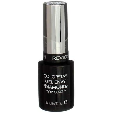 (Revlon ColorStay Gel Envy Diamond Top Coat 0.4 oz (Pack of 3))