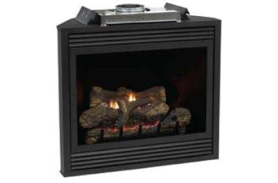 Empire Tahoe Deluxe Direct-Vent NG Millivolt Fireplace