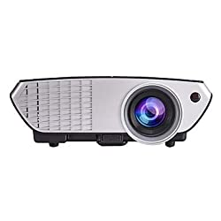 Gao Factory Oem Rd 803 Lcd Business Projector Home Theater Projector Education Projector Led Projector 2000 Lm Support 1080p 1920x1080 35 120 Inch Screen Wvga 800x480 ±15